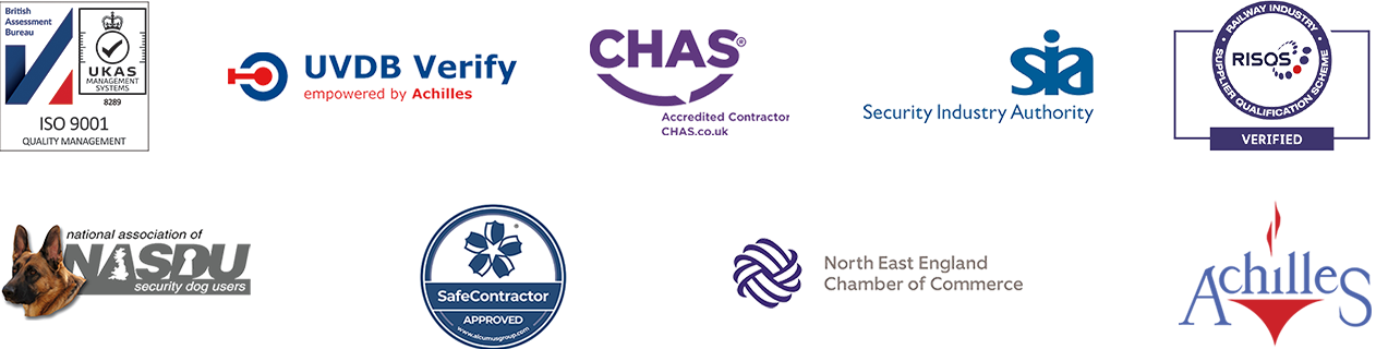 Nationwide Dog Handlers (NDH) Accreditations